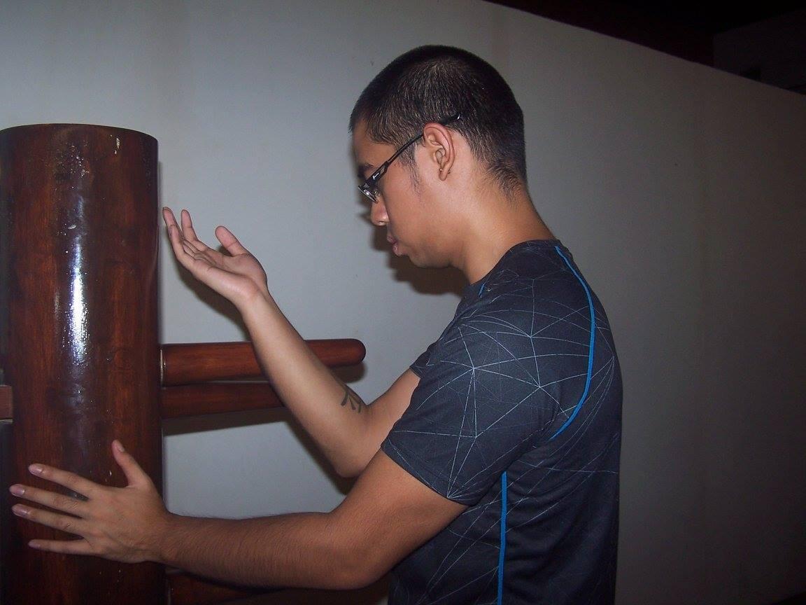 Wing Chun Sifu Jamie Cortez (Updated) – Felix F  B  Ira III Musing