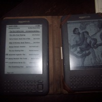 The  Second Kindle Keyboard