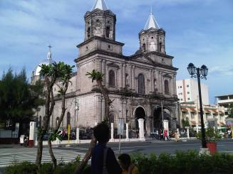 Sto Rosario Church. Picture was taken by Felix Francisco B,Ira III