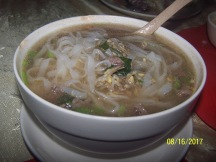 Molo noodles