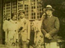Dr Felix Ira Concepcion and Carmen Salumbides Ira 1926