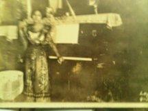Carmen Salumbides Ira from Lopez Quezon 1926